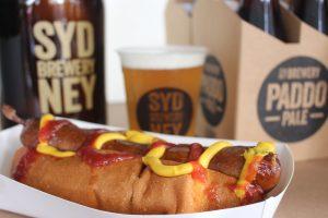 Hot dog shot